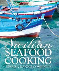 Sicilian Seafood Cookbook-Paperback Edition