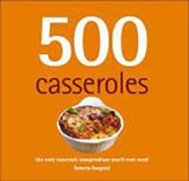 500 Casseroles