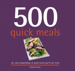 500 Quick Meals