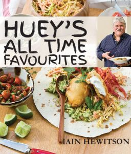 Huey's All Time Favourite Recipes