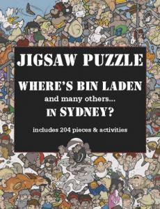 Where's Bin Laden in Sydney? (Puzzle)