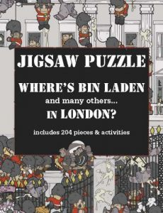 Where's Bin Laden in London? (Puzzle)