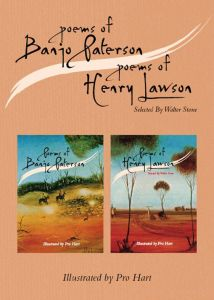 Poems of Banjo Paterson & Henry Lawson - Boxed Set