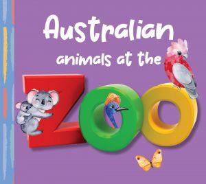 Australian animals at the ZOO