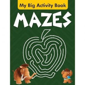 Mazes  My Big Activity Book