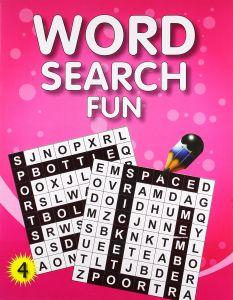 Word Search Fun 4