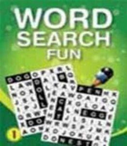 Word Search Fun 1