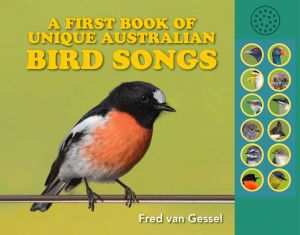 Unique Australian Bird Songs