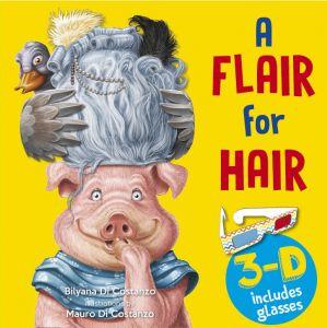 A FLAIR for HAIR 3D