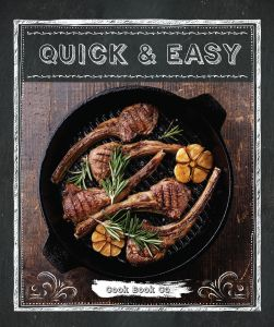 Cook Book Co  Quick and Easy
