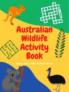 Australian Wildlife Actvity Book
