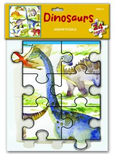 Dinosaurs Jigsaw Puzzle