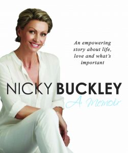 Nicky Buckley : A Memoir