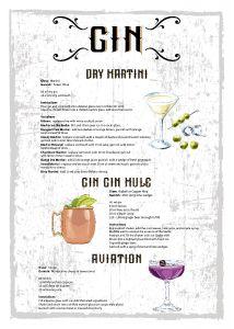 Gin - Tea Towel