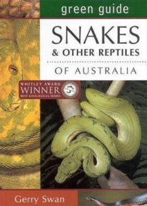 Green Guide Snakes and Other Reptiles of Australia