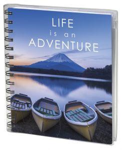 Travel Journal-Life is an Adventure