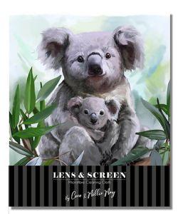 Mum and Baby Koala - Lens & Screen Cleaner