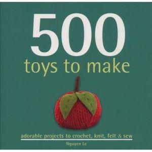 500 Toys to Make