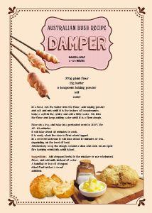 Damper - Tea Towel