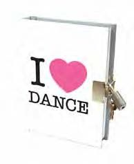 Lock-Up Diary-I Love Dance