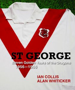 St George Eleven Golden Years of the Dragons