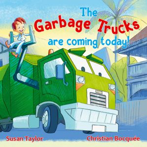 The Garbage Trucks Are Coming Today!