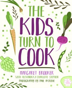 The Kid's Turn to Cook