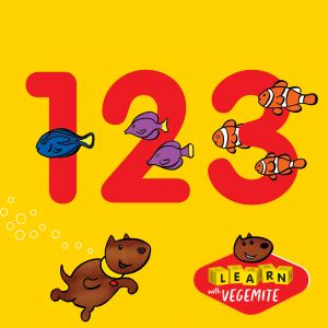 123 - Learn with Vegemite