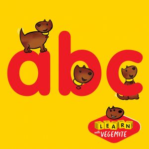 ABC - Learn with Vegemite