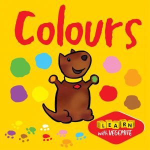 COLOURS - Learn with Vegemite