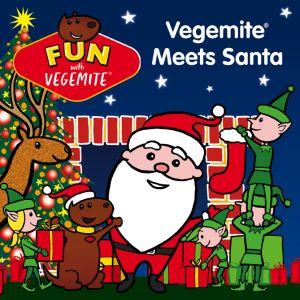 Vegemite Meets Santa