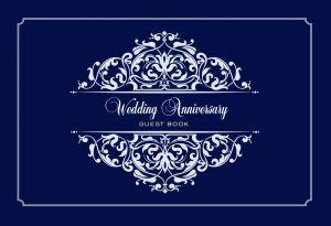 Guest Book  - Wedding Anniversary