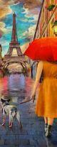 Walking in Paris