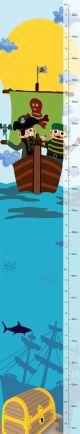 Height Chart - Pirates
