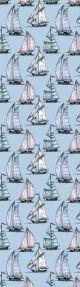 Tasseled Bookmark Sails