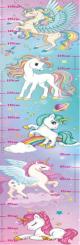 Height Chart Unicorns