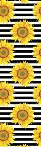Tasseled Bookmark Sunflowers Yellow